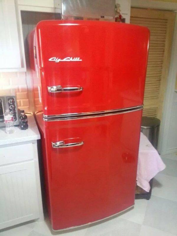 1950's Refrigerator